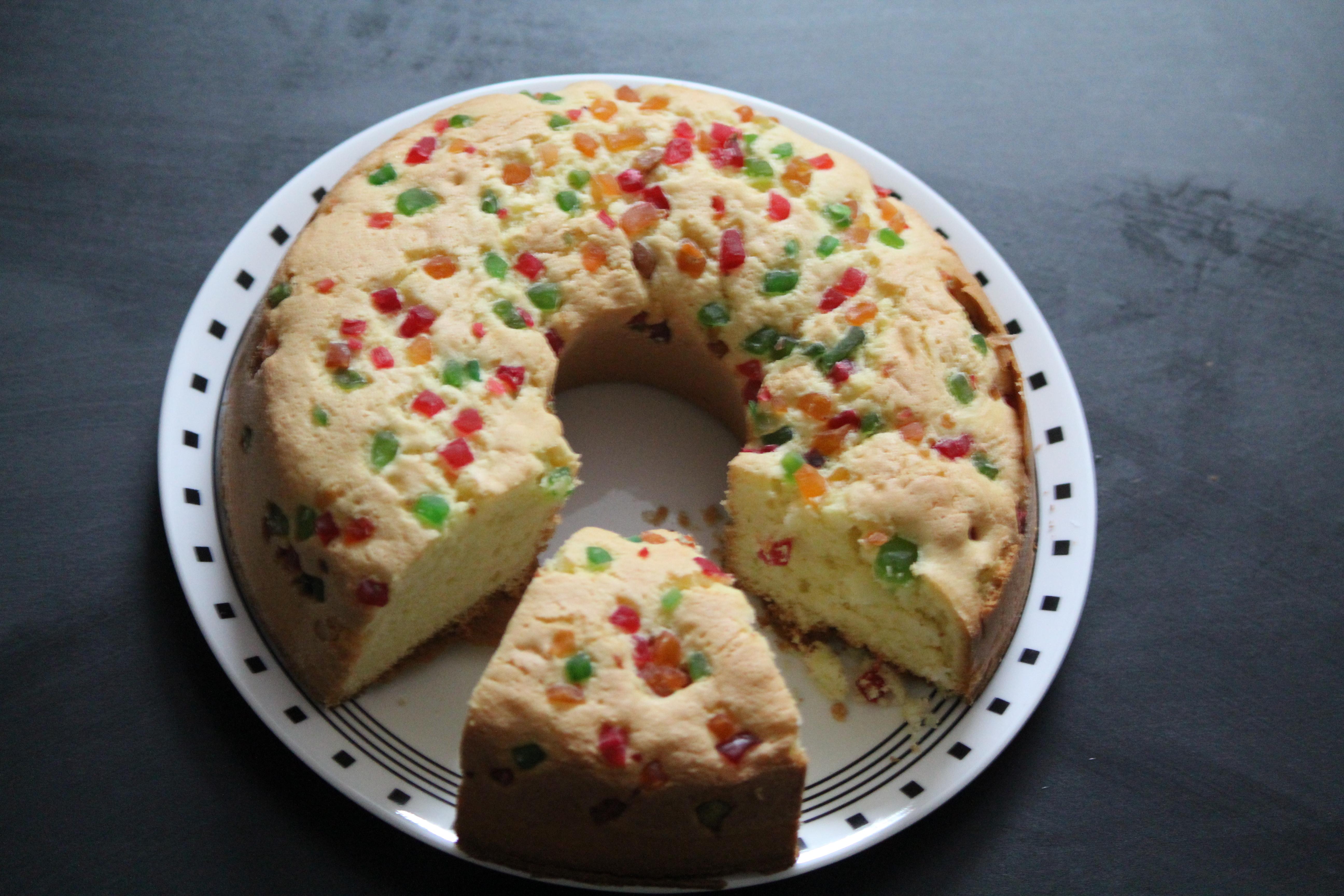 Britannia Fruit Cake Recipe